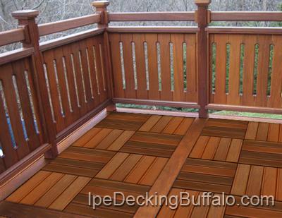 Deck Tiles Buffalo