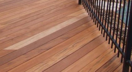 Tigerwood Decking Buffalo